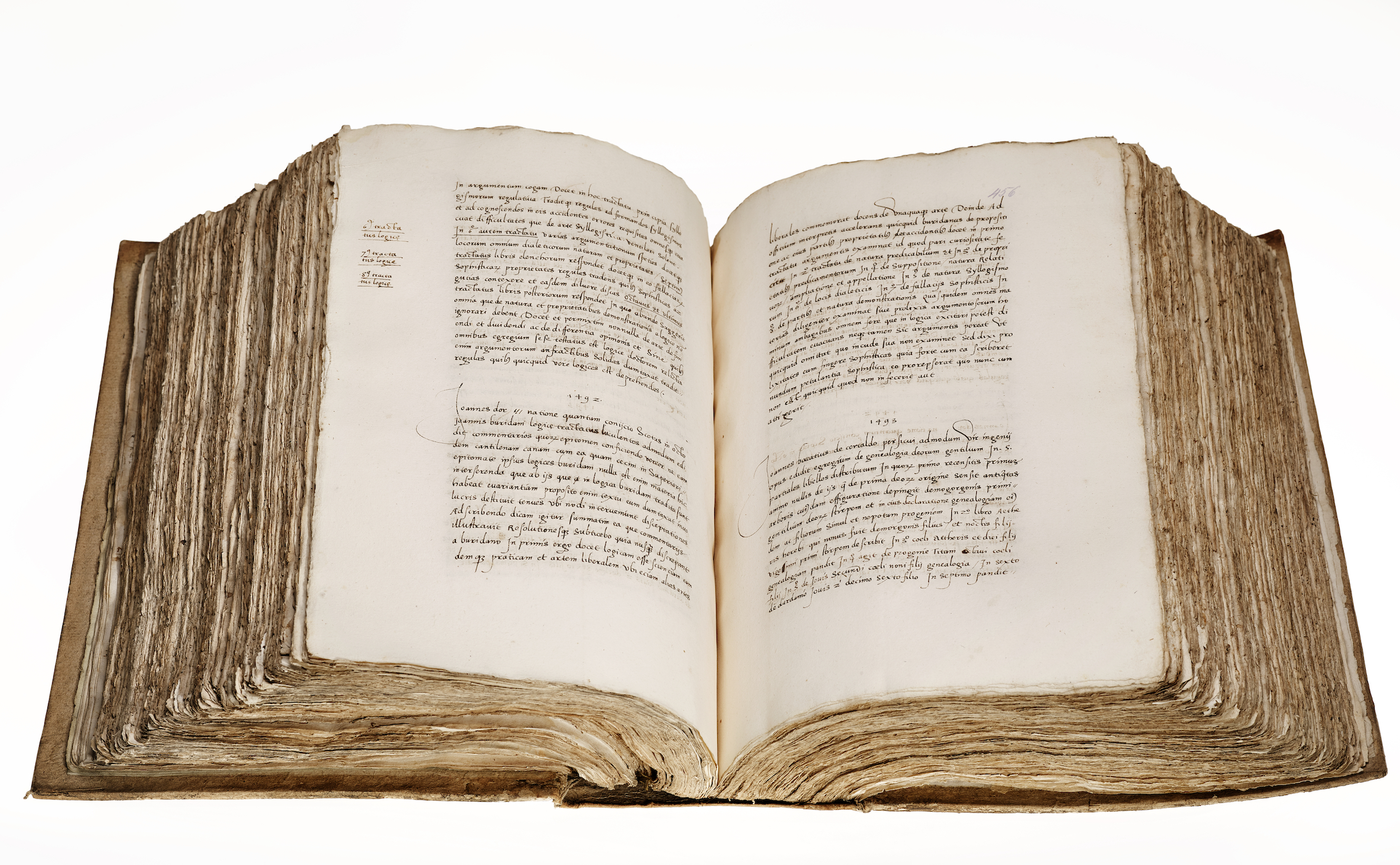 Read more about: Hernando Colón's Book of Books: AM 377 fol.