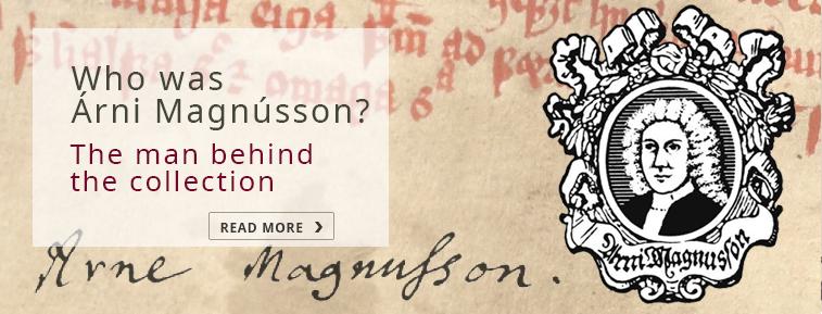 Who was Árni Magnússon?